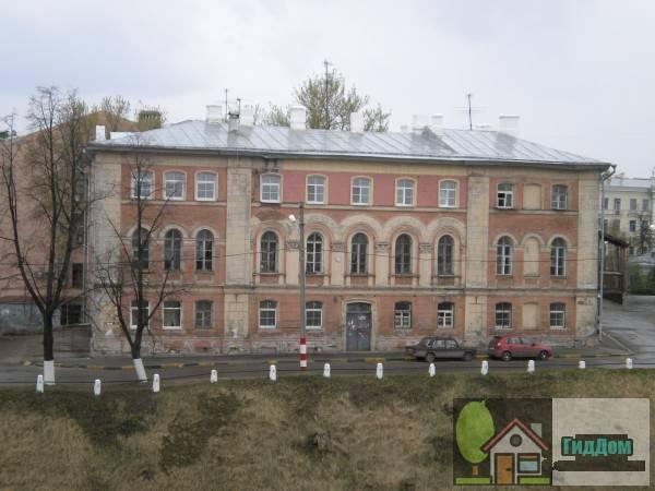 Улица Пожарского, дом №16