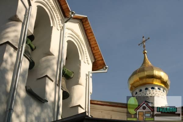 Церковь Николы Ратного, надвратная (церковь Николы Вратаря)