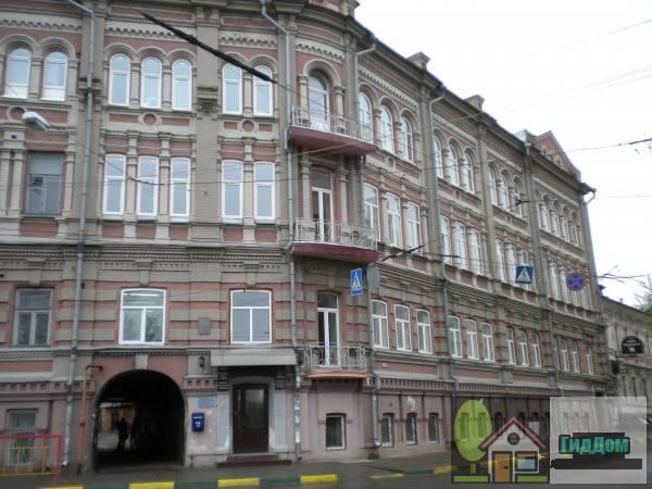 Улица Ульянова, дом №2