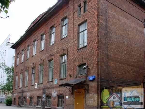 Здание, где на сельскохозяйственной опытной станции работал агрономом Варгин В.Н.. Загружен из открытых источников.