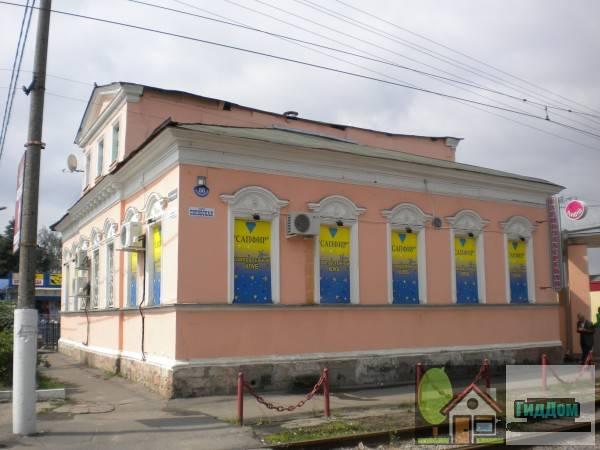 Гражданская улица, дом №88