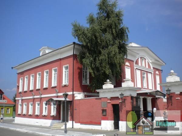 Улица Лажечникова, дом №15