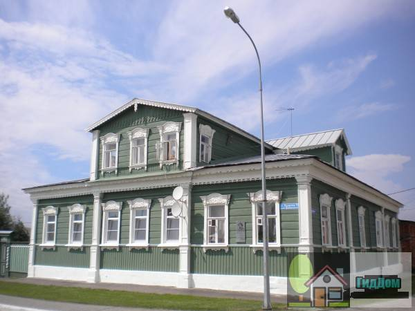Улица Лазарева, дом №10