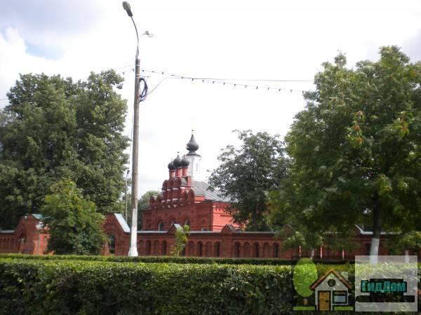 Ограда Мемориального парка