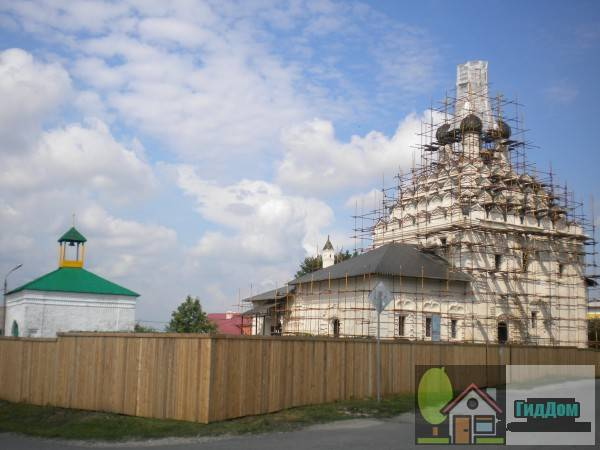 Церковь Николы-на-Посаде