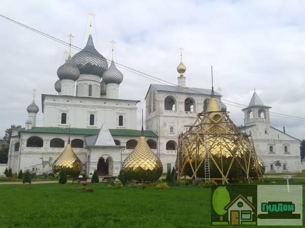 Ансамбль Воскресенского монастыря