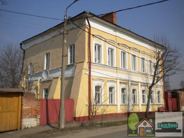 Комсомольская улица, дом №23