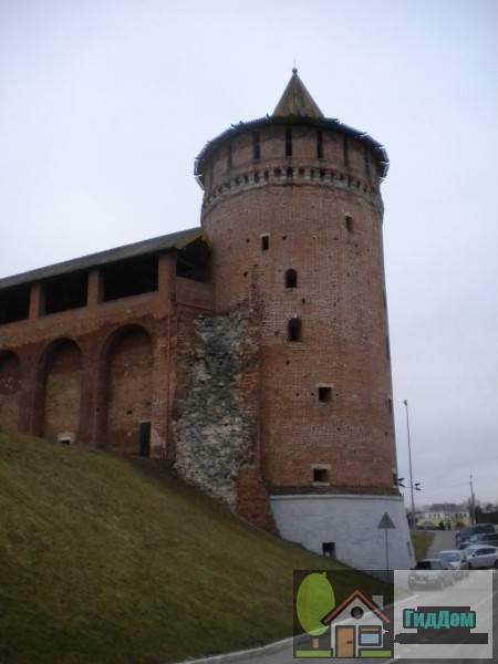 Маринкина башня Кремля