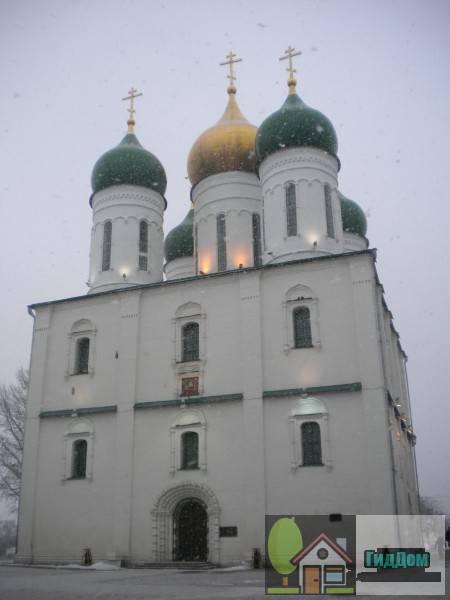 Коломенский Успенский собор