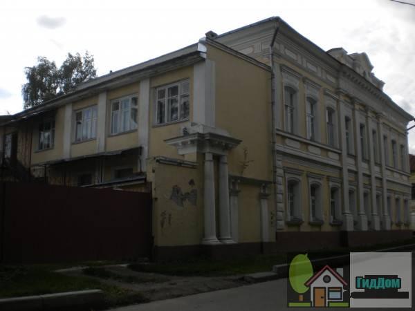 Улица Левшина, дом №24