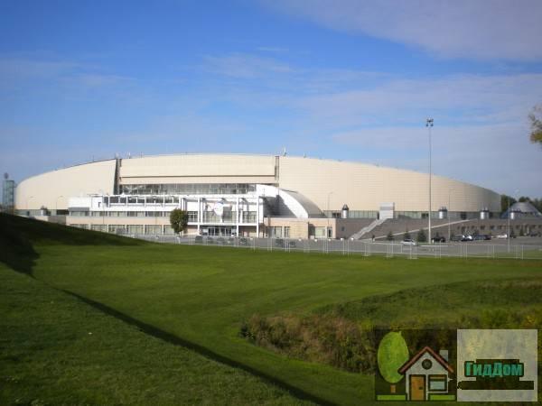 Конькобежный центр Коломна