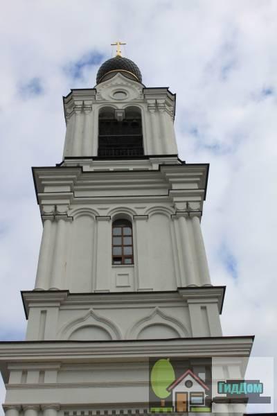 Церковь Тихвинской иконы Божией Матери