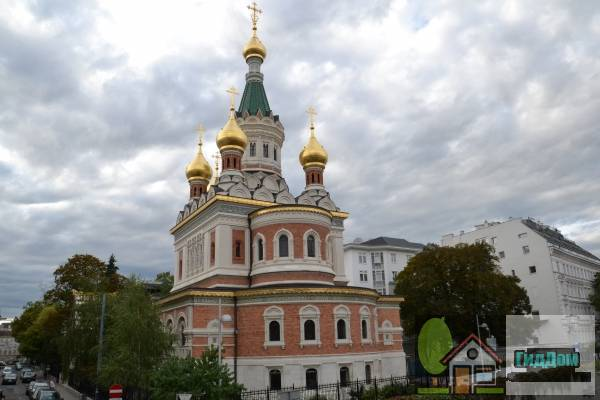 (Russisch-orthodoxe Kathedrale hl. Nikolaus)