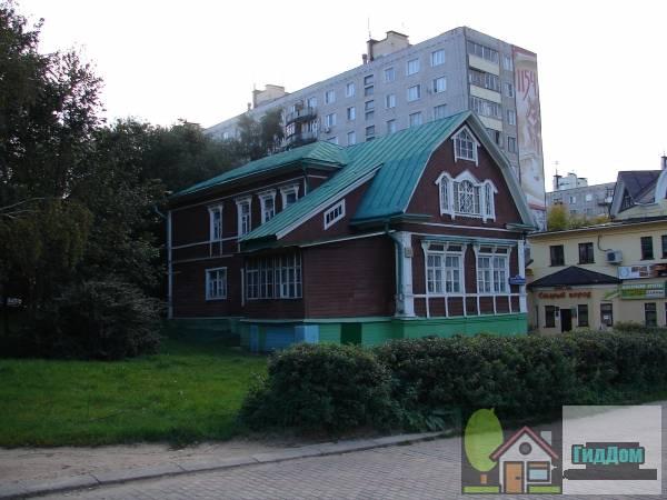 Дом Милютиной