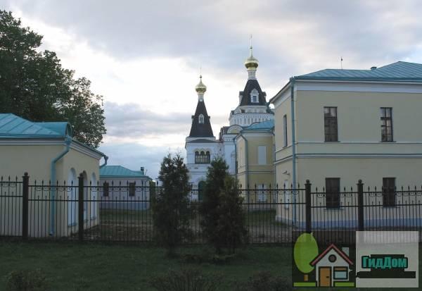 Ансамбль присутственных мест (Дмитров)