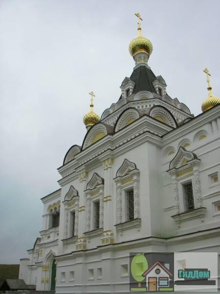 Церковь святой Елисаветы (тюремная)