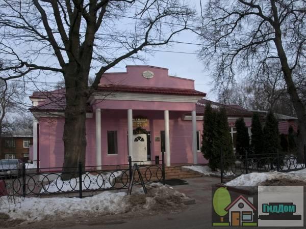Дом Вадбольского (деревянный)