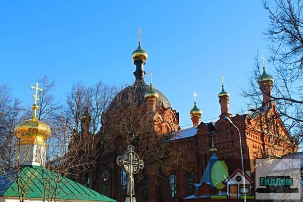 церковь преподобного Серафима Саровского (Троицкая по постановлению)