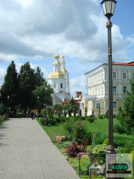 церковь Казанская (ансамбль Казанской и Рождественской церквей)
