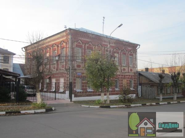 Ансамбль фабрики Куделина