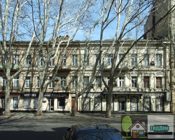 Дом доходный Розенблата (Будинок прибутковий Розенблата)