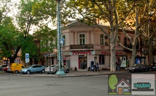 Здание Греческого училища (Будівля Грецького училища)