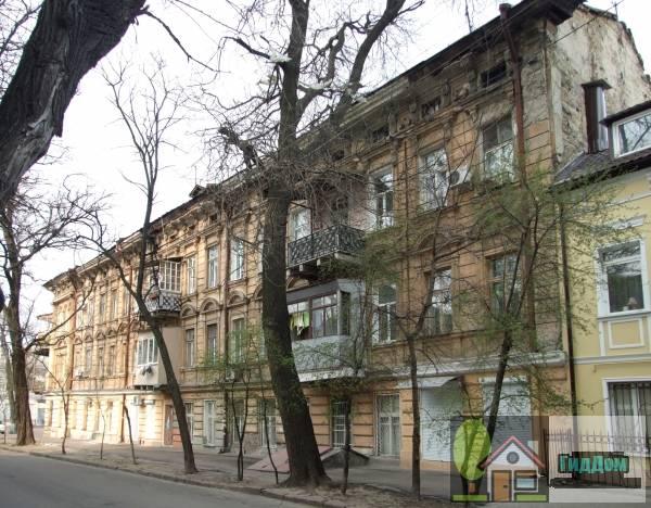 Дом доходный Барского (Будинок прибутковий Барського)