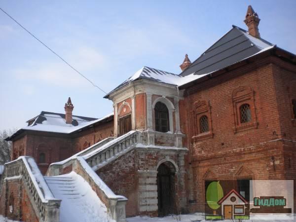 Крутицкая улица, дом №17 строение 3
