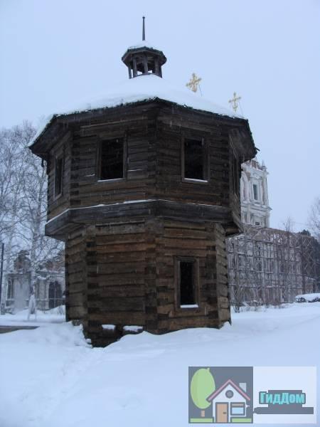Башня над источником. Загружен из открытых источников.