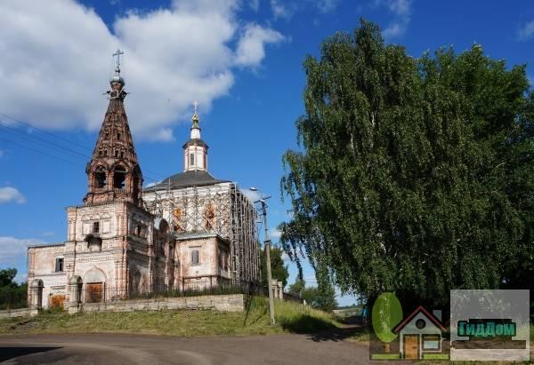 Ансамбль Спасо-Обыденной церкви
