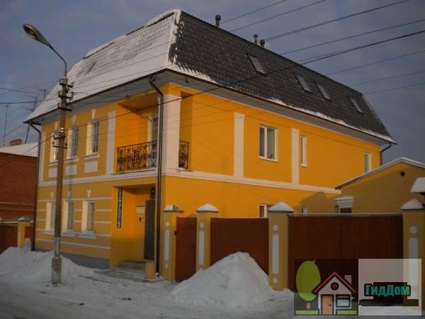 Улица Арбатская, дом 9