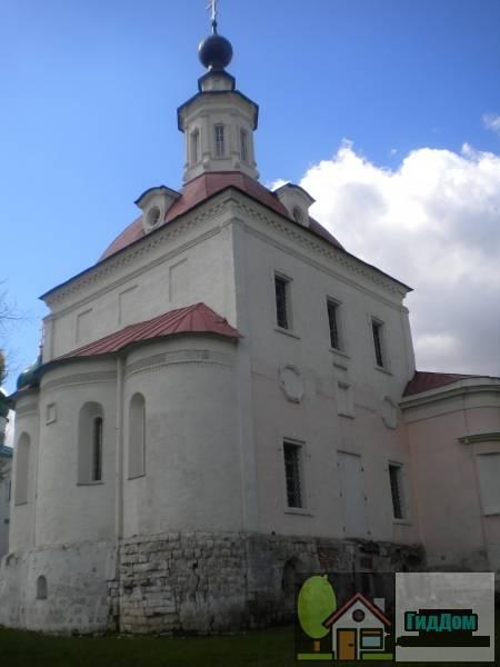 Храм Воскресения Словущего