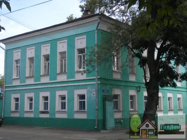 Особняк на Комсомольской улице