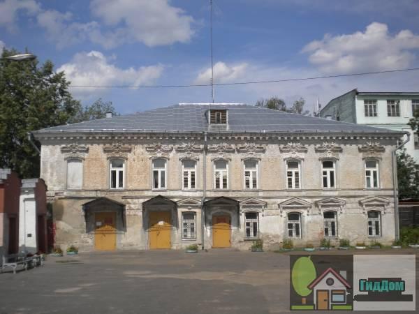 Дом Ротиных на Комсомольской улице