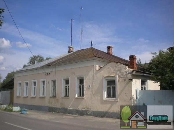 Жилой дом №5 на Комсомольской улице