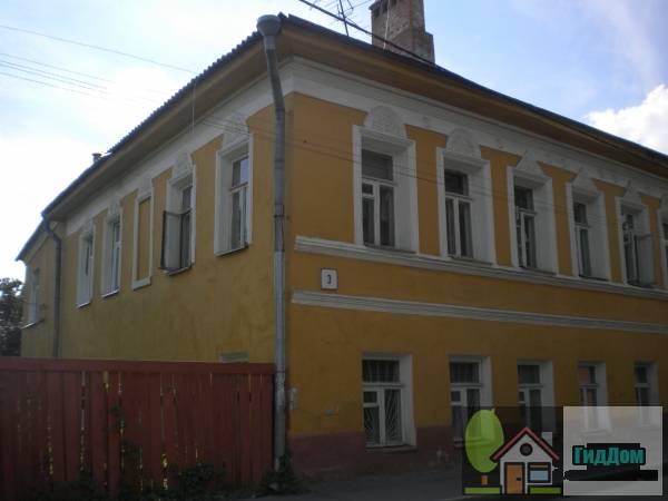 Особняк на улице Левшина
