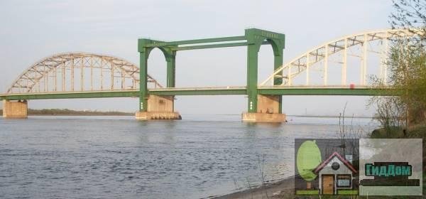 Краснофлотский «новый» мост