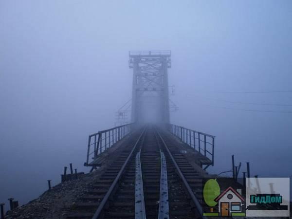 Железнодорожный мост через Кузнечиху Файл загружен из открытых источников.