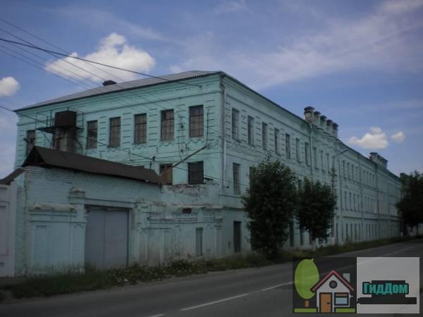 Текстильмаш на Уманской улице