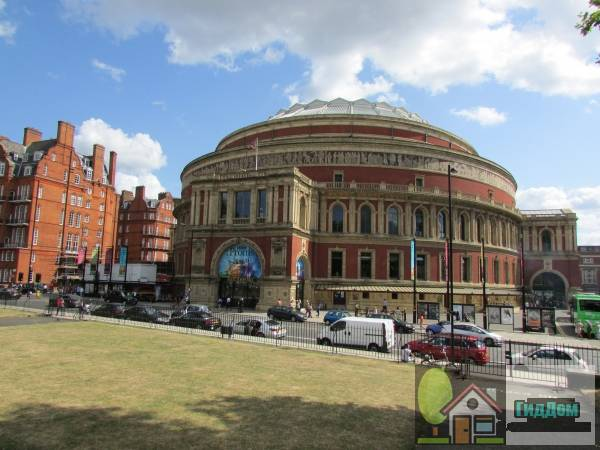 (Royal Albert Hall)