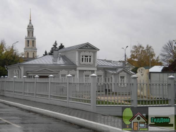 Дом Львова на улице Казакова