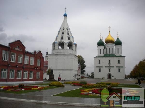 Архитектурный ансамбль Соборной площади