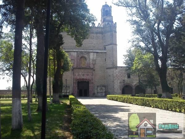 (Templo y Antiguo Convento de San Miguel Arcángel)