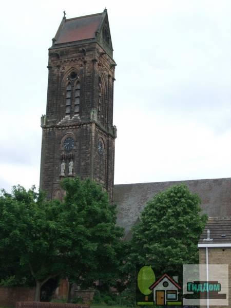 ([[St. Luke's Church, Derby|Church of St Luke]]). Загружен из открытых источников.