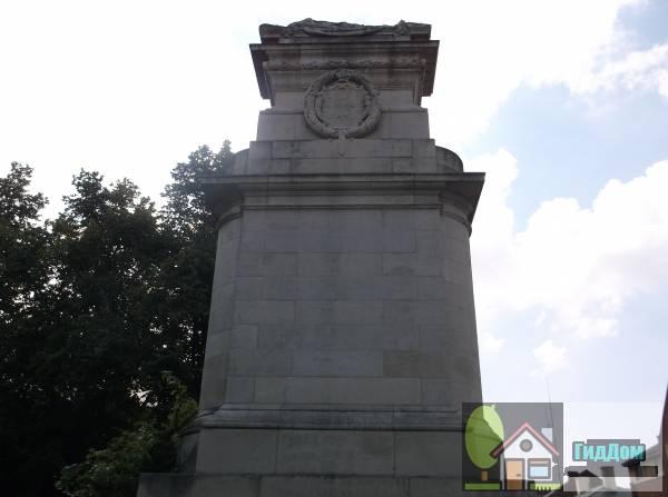 (Midland Railway War Memorial). Загружен из открытых источников.
