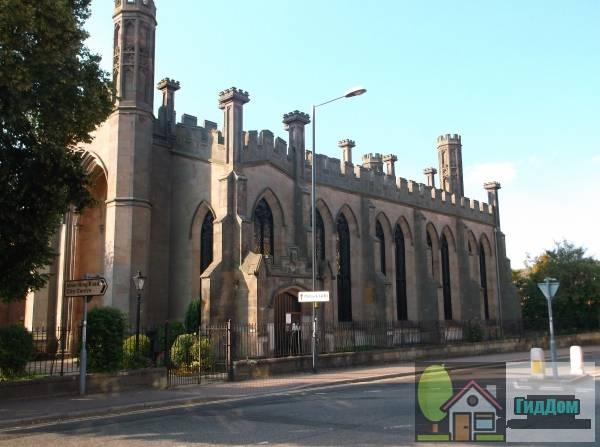 ([[St John the Evangelist's Church, Derby|Church of St John the Evangelist]]). Загружен из открытых источников.