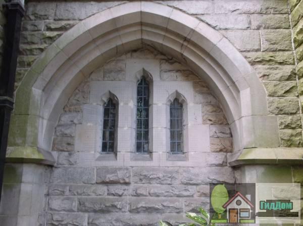 (Church of St Werburgh). Загружен из открытых источников.