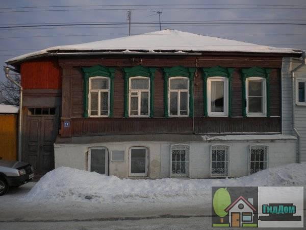 Улица Арбатская, дом 11