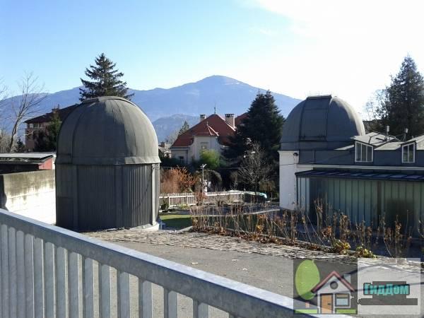 Университетская обсерватория (Oppolzersche Sternwarte)