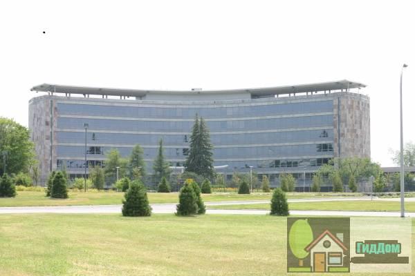 (CBC Building)